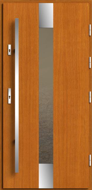 Virgo - Exterior doors