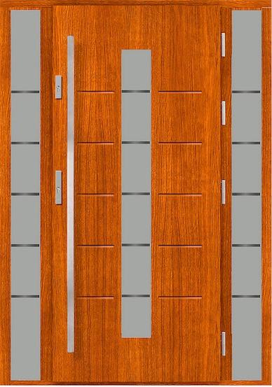 Hydra - Exterior doors