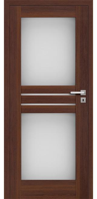 Modern Interior Doors Stile Twin Glass Doors Chicago Il Edi Doors