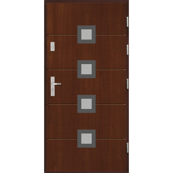 Muzo - Exterior doors