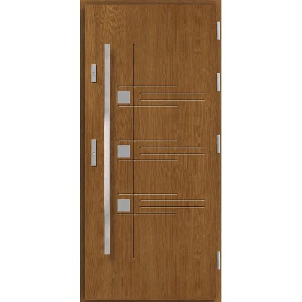 Numa - Exterior doors