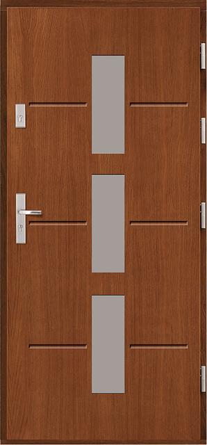 Aktus - Exterior doors