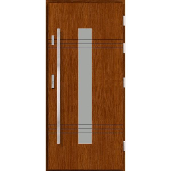 Cetus - Exterior doors