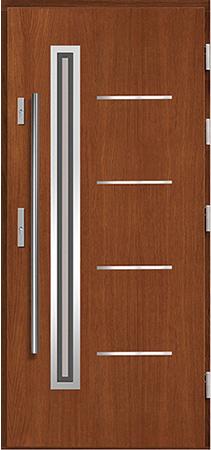 Draco - Exterior doors