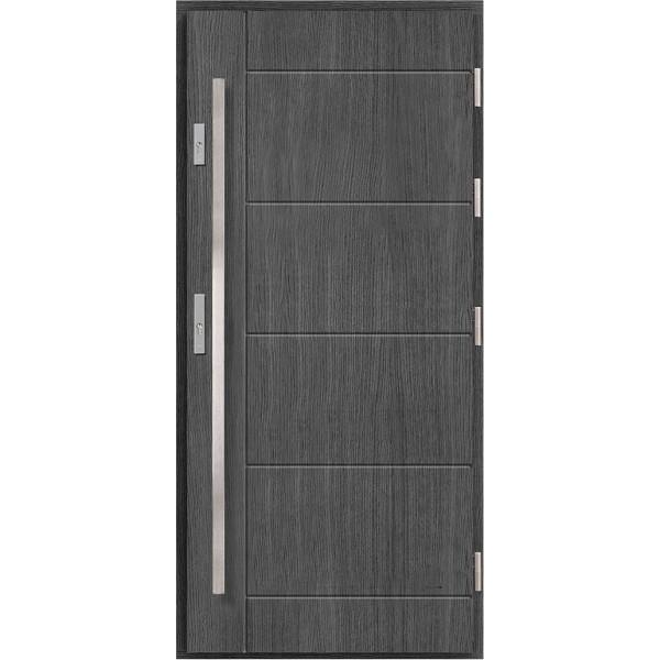 Ergo - Exterior doors