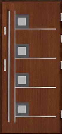 Gemini - Exterior doors