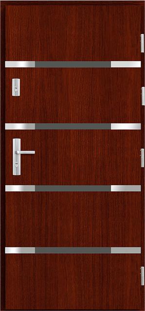 Minor - Exterior doors