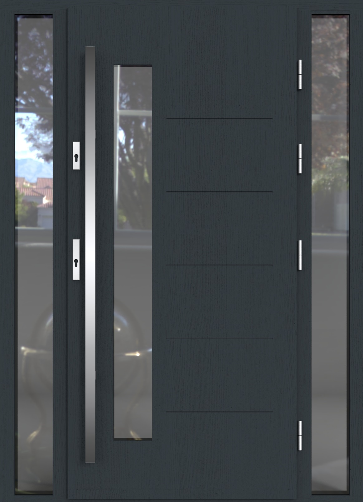 Proma - Exterior doors