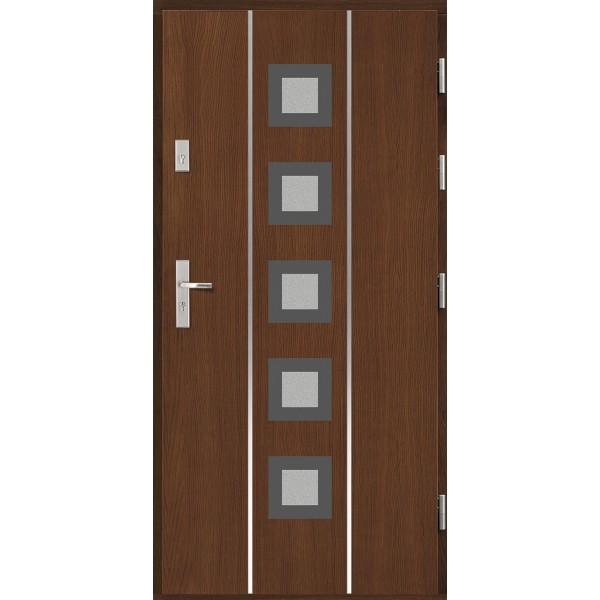Senja - Exterior doors
