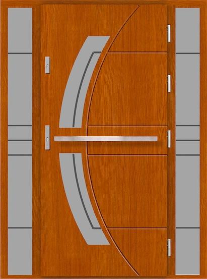Vorna - Exterior doors